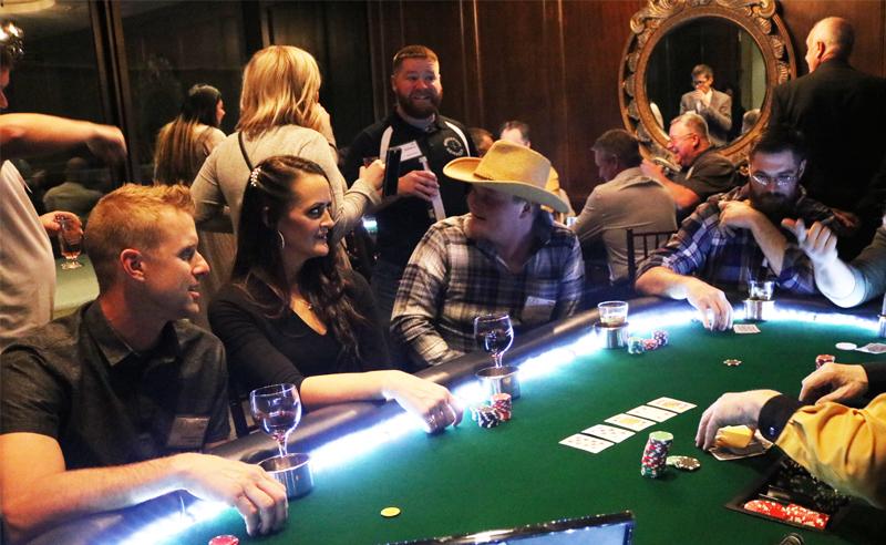 Customer Appreciation Casino Party Corporate Casino Night Indiana